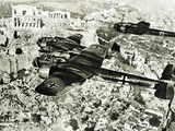 Luftwaffe over Greece, 1942 Photographic Print by  German photographer