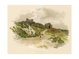 Dover Castle Giclee Print by Charles Wilkinson
