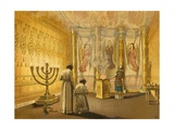 Interior of the Tabernacle Giclee Print by  English School