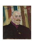 Portrait of Joseph Levi, c.1909 Giclee Print by Amedeo Modigliani