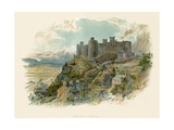 Harlech Castle Giclee Print by Charles Wilkinson