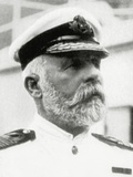 Edward John Smith, Ship's Captain of the Titanic Photographic Print by  English Photographer