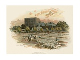 Norwich Castle Giclee Print by Charles Wilkinson