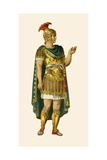 Roman General Giclee Print by Albert Kretschmer