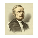 The Bishop of Manchester Giclee Print by  English School