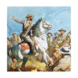 Boers Giclee Print by James Edwin Mcconnell