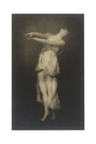 Irma Duncan, Isadora Duncan Dancer, c.1916 Giclee Print by Arnold Genthe