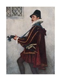 David Rizzio Giclee Print by Sir James Dromgole Linton