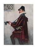 David Rizzio Giclee Print by Sir James Dromgole Linton
