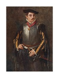 Henry Stuart, Lord Darnley (1541-1567), Second Husband of Mary Queen of Scots Giclee Print by Sir James Dromgole Linton
