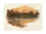 Newstead Abbey Giclee Print by Charles Wilkinson