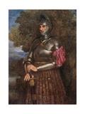 Lord Lindsay Giclee Print by Sir James Dromgole Linton