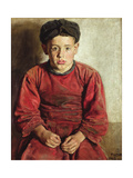 Thady, the Mayo Country Boy, 1912 Giclee Print by Patrick Joseph Tuohy
