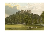 Dunster Castle Giclee Print by Alexander Francis Lydon