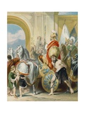 The Triumph of Emmanuel over Diabolus Giclee Print by Gustav Bartsch