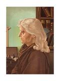 Jerome Lalande Giclee Print by Ricardo Marti