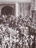 The Funeral of Edward VII Photographic Print by  English Photographer