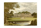 Woburn Abbey Giclee Print by Alexander Francis Lydon
