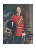 Brevet-Major Lord E. H. Cecil. Chief Staff Officer at Mafeking During the Siege Giclee Print by  English Photographer