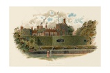 Walmer Castle Giclee Print by Charles Wilkinson