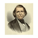 John Ruskin Giclee Print by  English School
