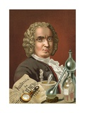 Guillaume-Francois Rouelle Giclee Print by Josep or Jose Planella Coromina
