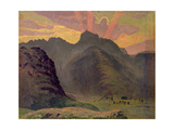 Scottish Landscape Giclee Print by James Dickson Innes