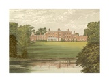 Lawton Hall Giclee Print by Alexander Francis Lydon