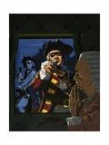 Unidentified Highwayman Giclee Print by John Higgins