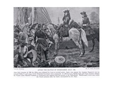 After the Battle of Oudenarde, c.1910 Giclee Print by Richard Caton Woodville