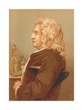 Bernard de Jussieu Giclee Print by Ricardo Marti