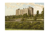 Powis Castle Giclee Print by Alexander Francis Lydon
