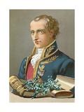 Antoine Laurent de Jussieu Giclee Print by Josep or Jose Planella Coromina