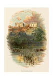 Nottingham Castle Giclee Print by Charles Wilkinson