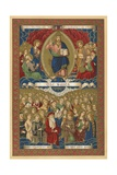 The Saints Giclee Print by  English School