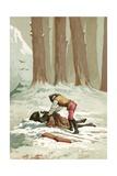 Albrecht Von Haller Giclee Print by Jose Armet Portanell