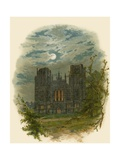 Wells Cathedral Giclee Print by Arthur Wilde Parsons