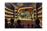Rossini Opera Giclee Print by Andrew Howat