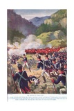 The Battle of Bussaco, c.1910 Giclee Print by E. A. Dyer