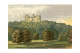 Belvoir Castle Giclee Print by Alexander Francis Lydon