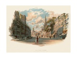 High Street, Oxford Giclee Print by Charles Wilkinson