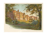 Sandringham House Giclee Print by Charles Wilkinson