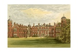Cobham Hall Giclee Print by Alexander Francis Lydon