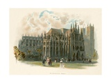 Westminster Abbey Giclee Print by Charles Wilkinson