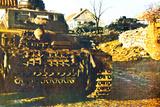 Operation Barbarossa, 1941 Photographic Print by  German photographer
