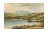 Waterhead - Windermere Giclee Print by  English School