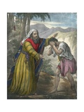 The Prodigal Son Giclee Print by Siegfried Detler Bendixen