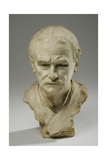 Self Portrait Bust, 1923 Giclee Print by William Hamo Thornycroft