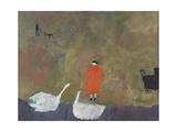Swan Lake, 2011 Giclee Print by Susan Bower