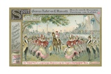 Ballet Giclee Print by  European School